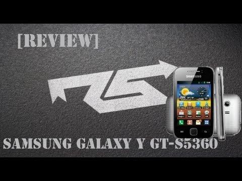 [Review] Smartphone Samsung Galaxy Y GT-S5360 (português)