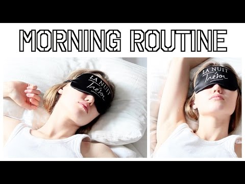 MORNING ROUTINE // OUTFIT & MAKE UP
