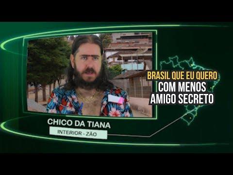 Brasil que eu quero: Menos amigos secretos!