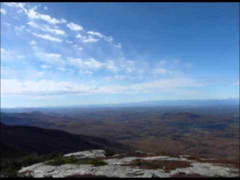 W1/GM-001 Mt. Mansfield SOTA Activation