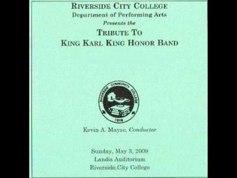 King Karl King Honor Band Great Locomotive Chase