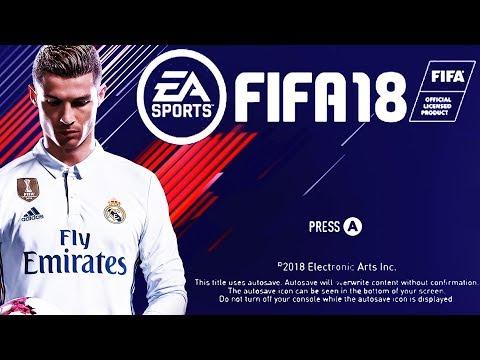 FIFA 18 - ПОЛНАЯ ИНФОРМАЦИЯ О ИГРЕ ! РОНАЛДУ НА ОБЛОЖКЕ (ТРЕЙЛЕР)
