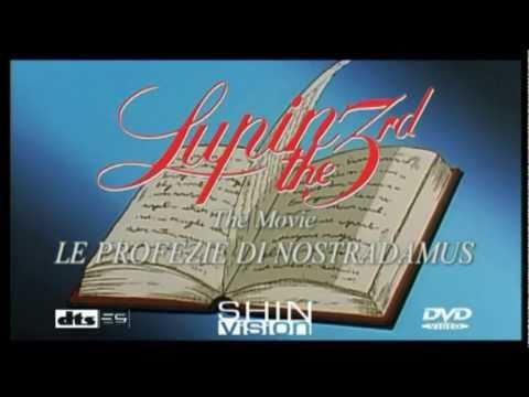 Lupin e le profezie di Nostradamus trailer ita