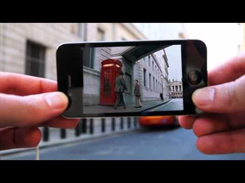 Augmented Reality Cinema