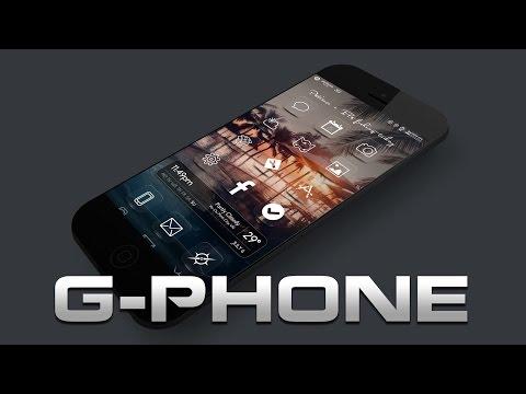 G-Phone - Chiếc điện thoại được mong chờ nhất hành tinh - Cười chảy nước mắt