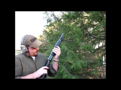 Mossberg 500 Home Defense Shotgun