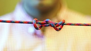 Untangling the mechanics of knots