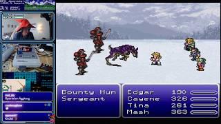 Final Fantasy VI - SNES - (Part 04)