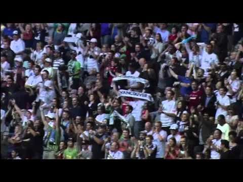 Vancouver Whitecaps FC vs Colorado Rapids - Alain Rochat 1-1 Goal - 2012.09.23 - HD