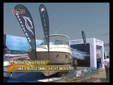China's burgeoning yacht industry-China Price Watch- Oct 30.,2014 - BONTV China