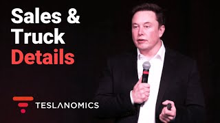 Elon Musk on Tesla Truck and Tesla Sales in 2019 Shareholders Meeting