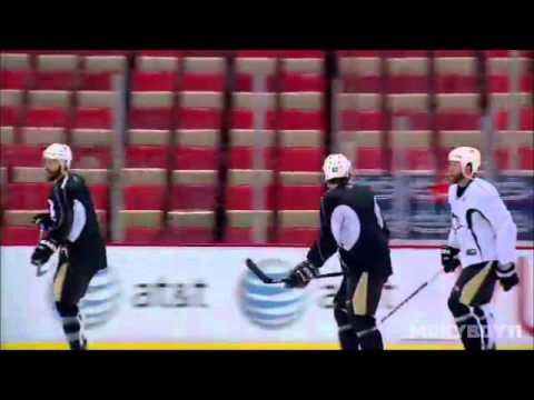 Funny Hockey Pranks - YouTube