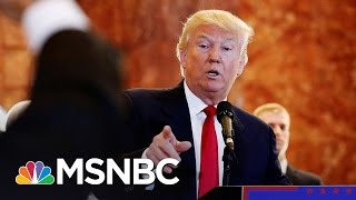 Why Conflicts Of Interest Will Remain For Donald Trump | Morning Joe | MSNBC