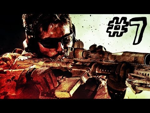 Medal of Honor Warfighter Gameplay Walkthrough Part 7 - Hello and Dubai - Mission 10