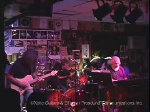 Michael Thompson Live at Baked Potato,Nov 22 2008 Part2