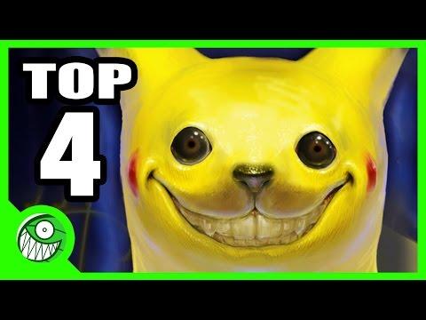 4 aterradoras historias REALES de POKÉMON GO (ft. Lonrot)