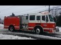 Crazy Ice Storm! Chilliwack B.C. 9 Feb 2017