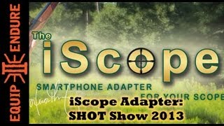 IScope Smart Phone Firearms Scope Adapter, Interview at SHOT Show 2013