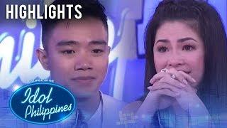 Regine, bumuhos ang luha sa pinagdadaanan ni Calvin   Idol Philippines 2019 Auditions