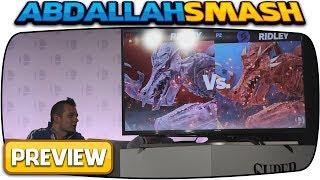 Super Smash Bros Ultimate: Inkling Vs Inkling & Ridley Vs Ridley!