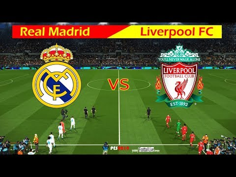 PES 2018 | REAL MADRID vs LIVERPOOL FC | Full Match & Penalty Shootout | Gameplay PC