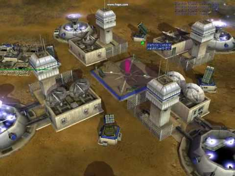 Top 10 super weapons Command and conquer generals SHOCKWAVE