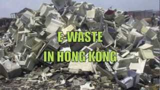 GEOGRAPHY ASSESSMENT- E-WASTE (RESOURCE ISSUE)