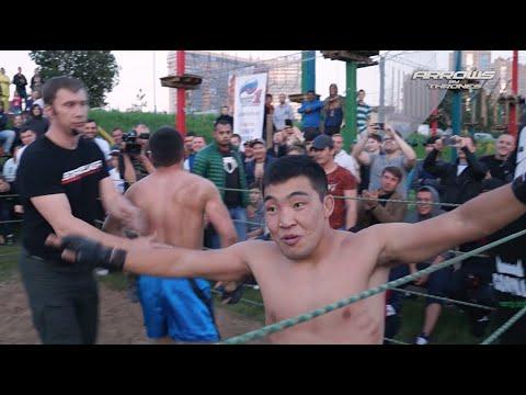 Тыва Хуреш Победоносный боец без правил