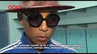 Pharrell Video - Pharrell Williams neviděl svůj nejznámější videoklip