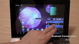 Transformer Prime hands-on two