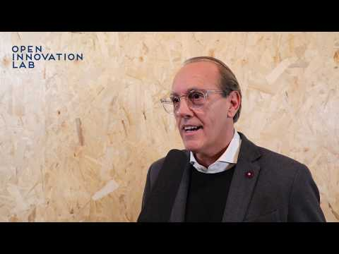 Open Innovation Lab: David Bevilacqua Yoroi 01