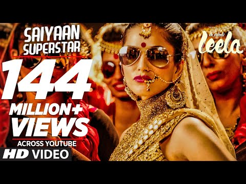 'saiyaan Superstar' Video Song | Sunny Leone | Tulsi Kumar | Ek Paheli Leela video