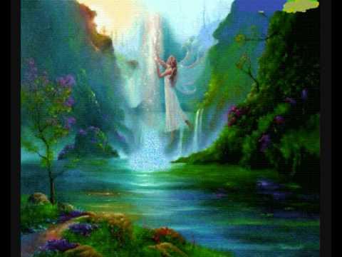 ANGEL MEDITATION DEEP TRANCE  STRESS RELIEVE