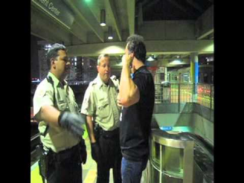 50 State Security guards attack Carlos Miller for taking ...