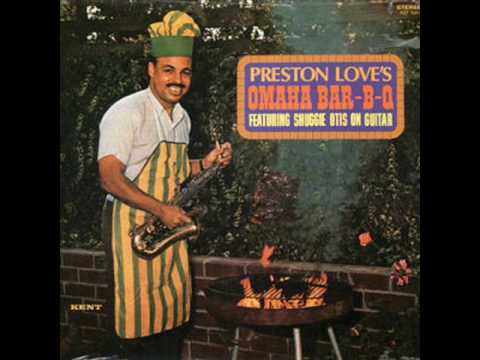 PRESTON LOVE - Chili Mac , 1969 , Instro Funk , Jazz , Saxophone , Vibes , 60s