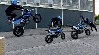 Download KTM CRASH | ► Pytch Supermoto Stuntriding in Münster ◄ 3Gp Mp4