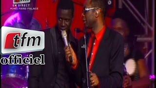 Soirée St- Valentin: Il défie Youssou Ndour et chauffe le public