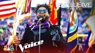 After The Voice Judith Hill And Davon Fleming The Voice 2018 Digital Exclusive