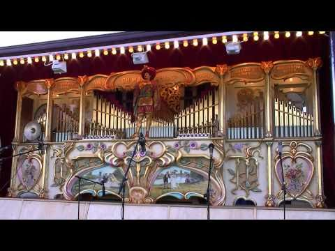Music video Barnaby Newtons 89 key marenghi Replica senic organ prt 2 - Music Video Muzikoo