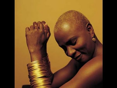 ANGELIQUE KIDJO in Marciac Jazz festival, France 2012