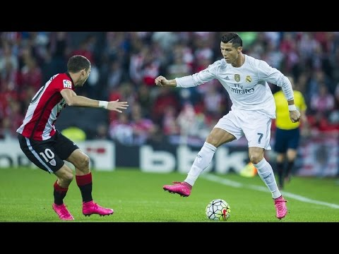 Cristiano Ronaldo 2015/16 ●Dribbling/Skills/Runs● |HD|