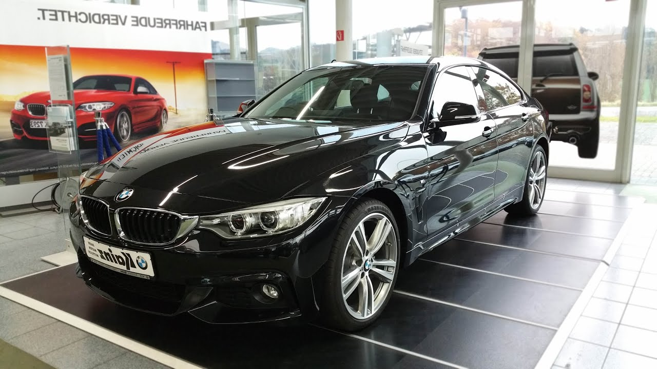 2014 bmw 420d xdrive gran coup youtube for Bmw 4er gran coupe m paket