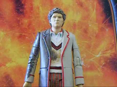 Doctor Who 6th Doctor Doctor Who Figure Review fp