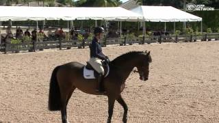 Beezie Madden's Flatwork Demonstration - Clips