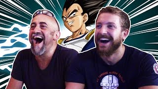 Ho giocato a Dragon Ball con il doppiatore di Vegeta ? L'anime de li videogiochi tua ?
