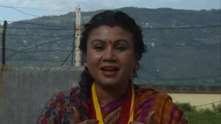 Kabita Sharma - Nepali Comedy Actress From TV Serial 'Hakka Hakki'