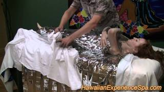 Dead Sea Clay And Chocolate Full Body Wrap In Phoenix, Arizona Area Day Spa