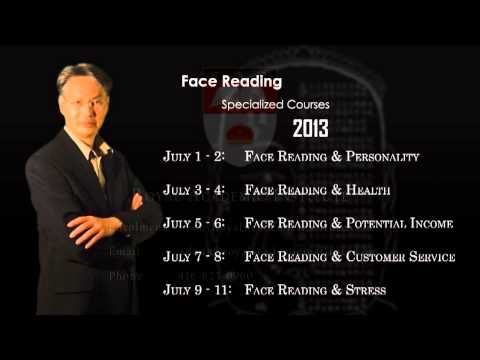 Royal Academic Institute - Face Reading Specialized Course 2013