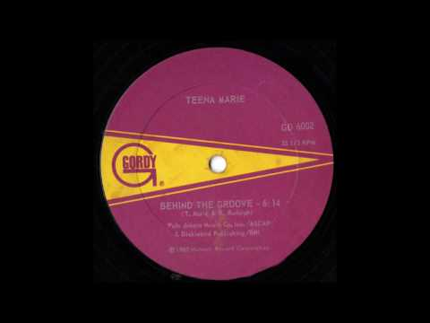 Teena Marie - Behind The Groove Original 12 Inch Mix