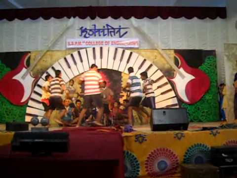 Balya Dance by Engg. Collge Students